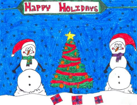 Card Winner by Mayor Slay Announces 2014 Card Contest