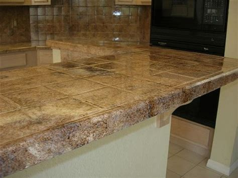 tile countertop ideas kitchen pin by zelma on do it yourself diva pinterest