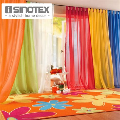 home decor online sale isinotex window curtains hot sale solid color for living