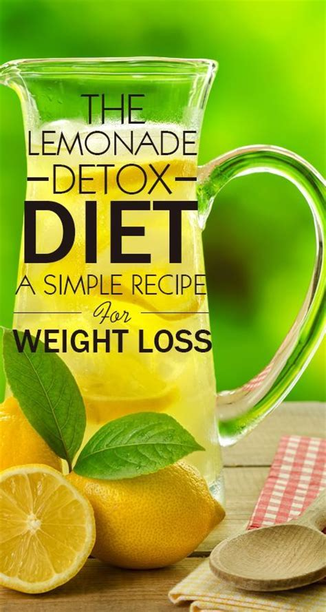 Diet Detox Cleanse Recipes by Lemonade Diet Proven Diet For Weight Loss Cleansing