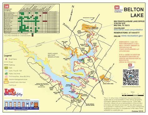 map of belton texas maps