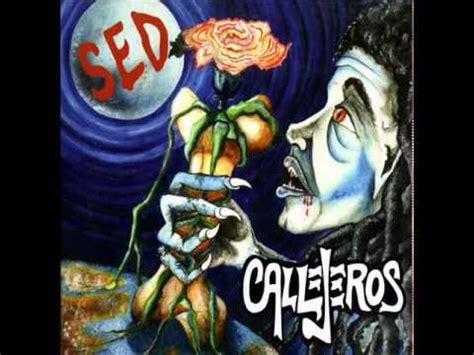 sed count callejeros sed 2001 album completo