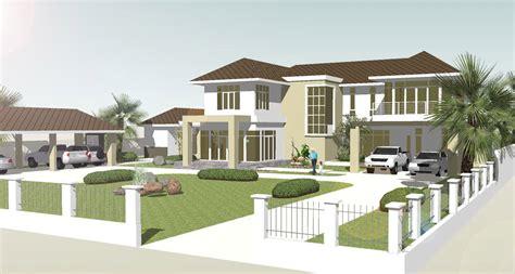 big house big house 3d model skp cgtrader