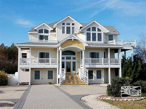 145 Best Obx Beach Vacation Images On Pinterest Beach Cheap Outer Banks House Rentals