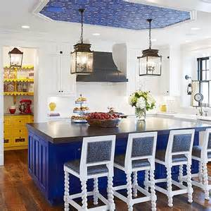 blue kitchen ideas interior design ideas home bunch interior design ideas