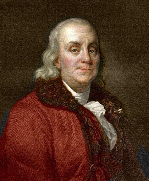 Biography Of Benjamin Franklin Wikipedia   file benjamin franklin coloured drawing png wikimedia