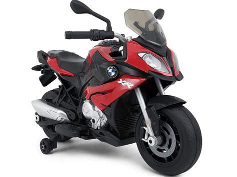 rastar bmw sxr  motorcycle red