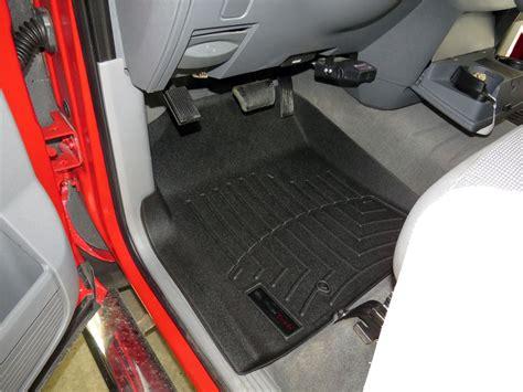 2007 dodge ram pickup floor mats weathertech