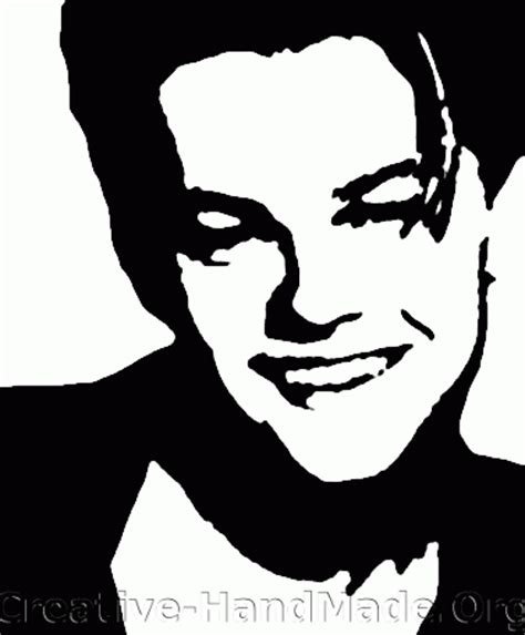 stencils of famous people