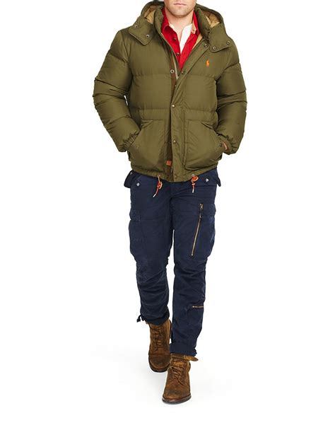 downward review marein polo ralph elmwood jacket review