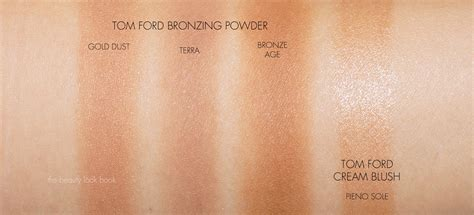 tom ford soleil collection terra  bronze age bronzing