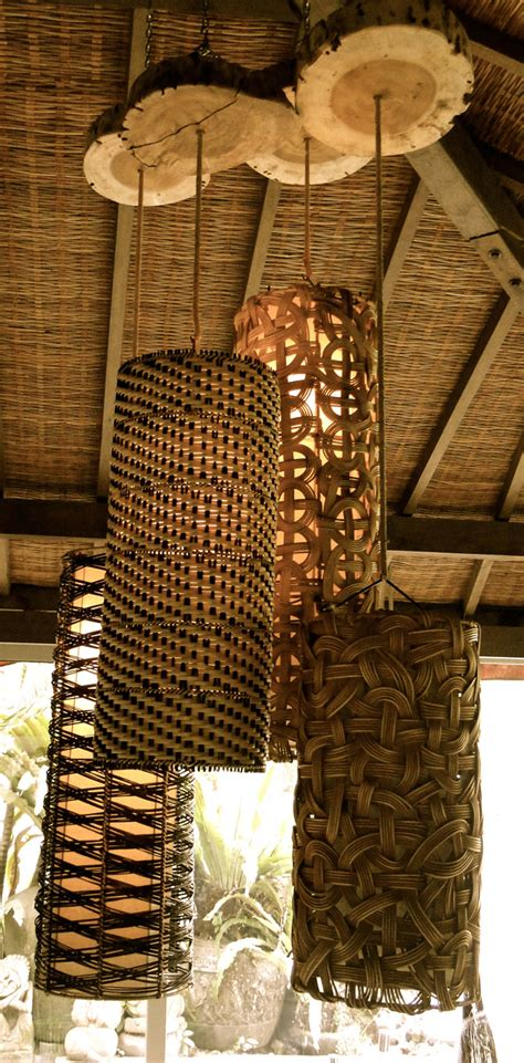 Design For Wicker L Shades Ideas Bali An Exciting Place For Furniture Carvings Lighting