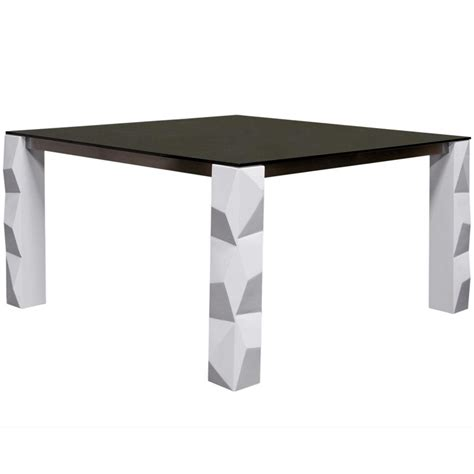 Square Glass Dining Table by Square Glass Top Dining Table Dining Tables