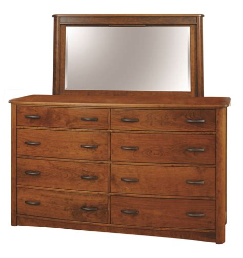 tall bedroom dressers melbourn tall dresser with mirror herron s amish furniture