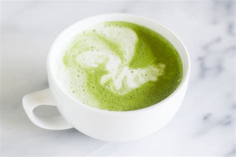 Green Coffee Latte how to make matcha latte the pioneer