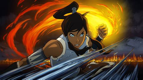 legend of korra the anime style avatar the last airbender and the legend of korra animeotakuculture