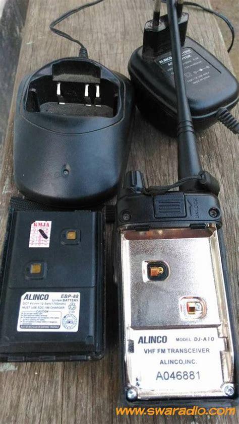 Jual Swr Sx 401 Baru Radio Komunikasi Elektronik Terbaru dijual alinco dj a10 lengkap charger dan adaptor pernah