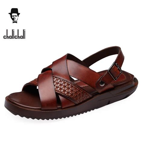 Promo Sandal Wedges Rubber Sepatu Cewe Best Seller Murah new style casual sandals summer high end sandals leather slippers shoes