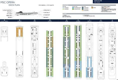 msc opera cabin layout 28 msc opera deck plans diagrams deck rigoletto 7