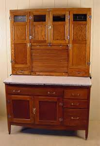 Mcdougall Kitchen Cabinet Oak Hoosier Cabinet Signed Quot Mcdougall Quot