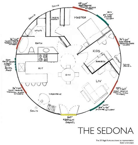 Yurt House Plans 406 Best Images About Tiny House Floorplans On House Plans Small Homes And