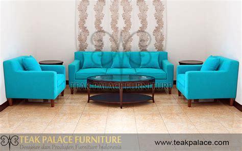 Minimalis Kursi Tamu Set Jati 311 depok sofa minimalis set 311 blue harga murah