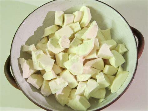 si mette in tavola si taglia ma non si mangia manioca al forno ricette scorrette