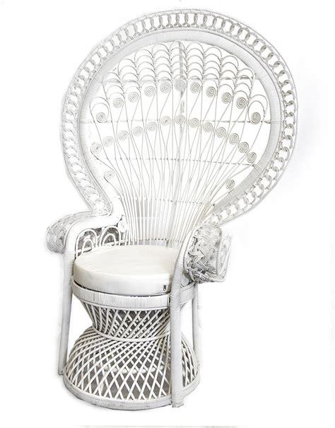 white peacock chair hire peacock chair white south coast wedding hire