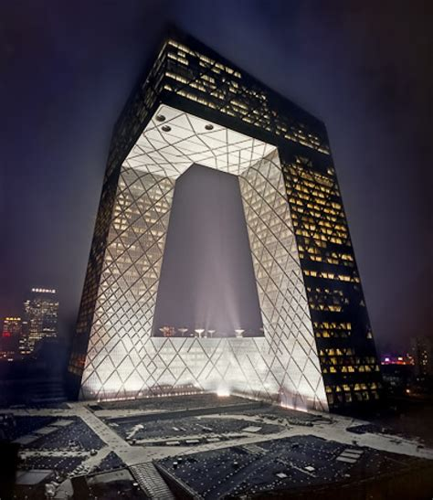 Rem Koolhaas Gebouwen by Koolhaas Rem Cctv Headquarters Architecture Sculpture