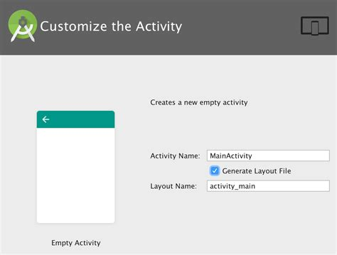 android start activity testing activity in android studio part 1