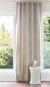 rideau en naturel fonc 233 pur cie tissu en