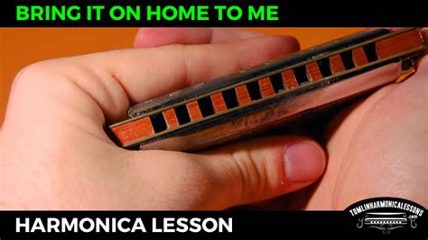 bring it on home to me sonny terry blues harmonica