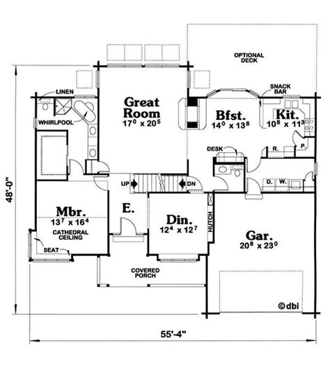 inspiring empty nester house plans 9 empty nest house
