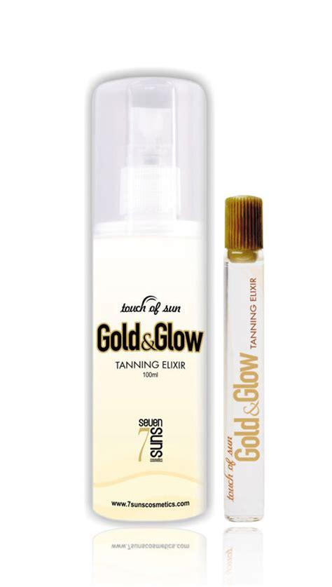 Serum Gold Glow Glowing gold glow
