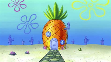 spongebobs haus image spongebob pineapple house season 9 png the