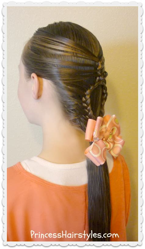 mermaid hairstyle teardrop mermaid braid hairstyle hairstyles for