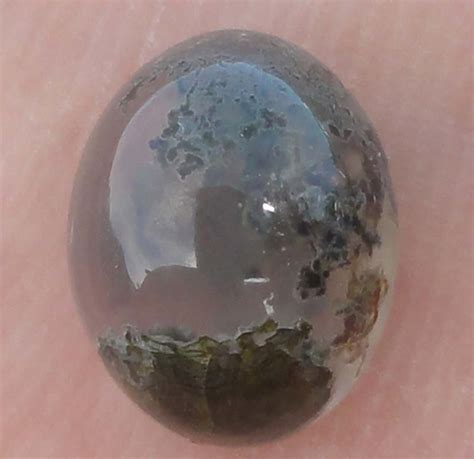 Batu Cincin Lumut Baturaja Bk212 batu akik hijau lumut aceh