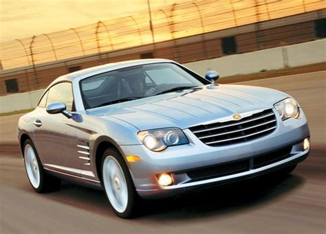 how to learn about cars 2006 chrysler crossfire roadster instrument cluster 2006 chrysler crossfire overview cargurus