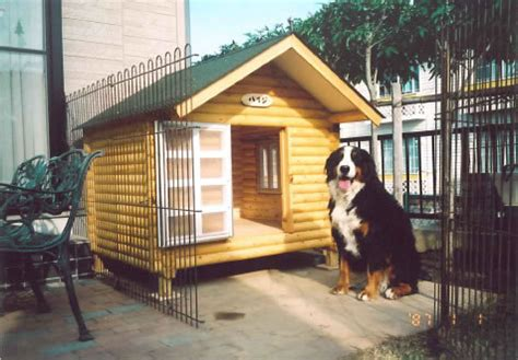 dog house cool in summer rogupethouse rakuten global market log dog kennel dog kennels penthouse 1250