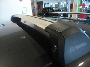 mazda    skyactiv sedan  oem roof rack kit ll ebay