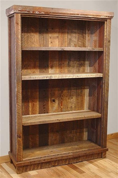 rustic bookshelves bradley s furniture etc rustic bookshelves