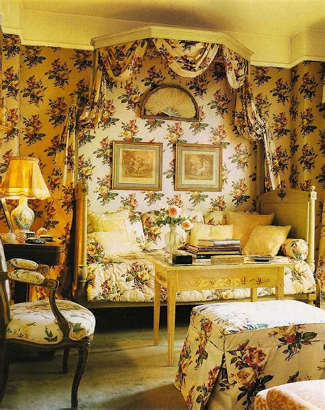 Chintz Room by Eye For Design Decorating Patterned Interiors