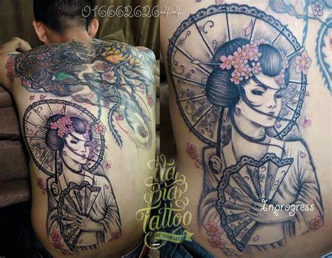 Tattoo Hình Geisha   cover tattoo sửa h 236 nh xăm cũ che h 236 nh xăm h 236 nh xăm đẹp