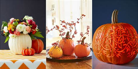 Pumpkin Decorating by 55 Pumpkin Designs We For 2017 Pumpkin Decorating Ideas