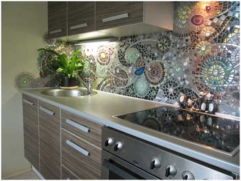 cheap diy kitchen backsplash ideas 16 inexpensive easy diy backsplash ideas to beautify your kitchen