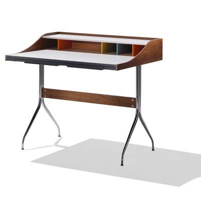 herman miller nelson swag leg desk at smart furniture