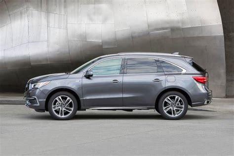 Acura Mdx 2019 Vs 2020 by 2019 Acura Mdx Vs 2020 Hyundai Palisade