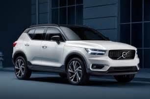 Volvo Is Originally From 2018 Volvo Xc40 Look Motor Trend