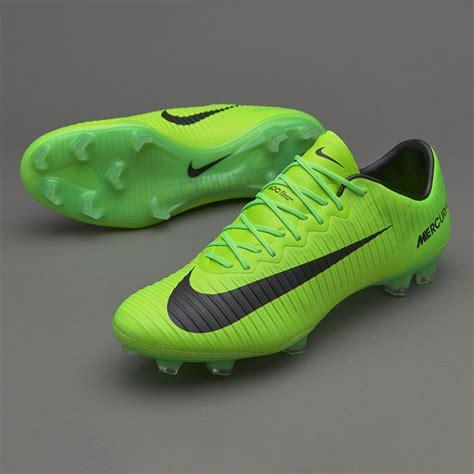 Sepatu Bola Nike Vapor 9 sepatu bola nike mercurial vapor xi fg electric green black flash lime