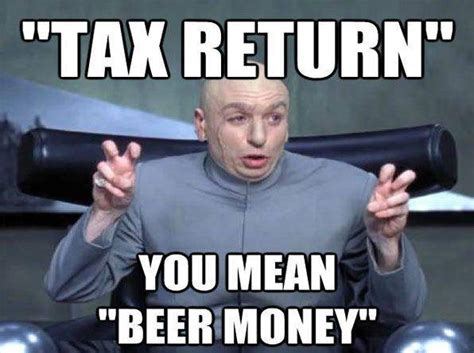 funny memes that will get you through tax season